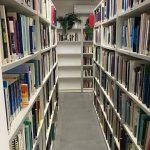 תמונה של המאגר הפיזי של מרכז המידע החדש של מכון ברוקדייל