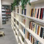 תמונה של המאגר הפיזי שלמרכז המידע החדש של מכון ברוקדייל