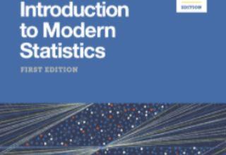 מבוא לסטטיסטיקה מודרנית – Introduction to Modern Statistics – גם בגרסה חופשית